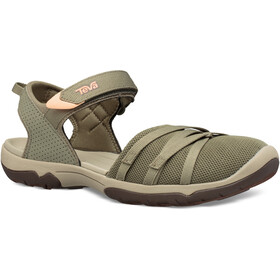 Teva Tirra CT Sandals Women burnt olive